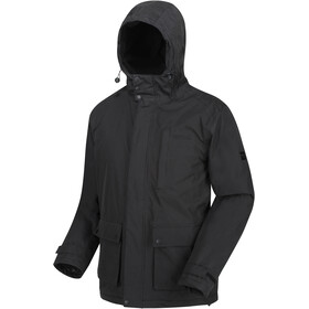 Regatta Sterlings Chaqueta Hombre, black